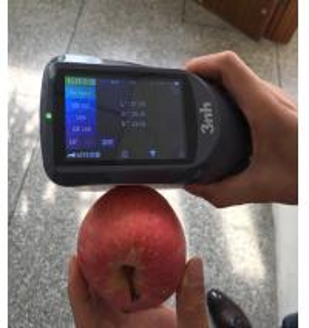 Buy cheap Laboratory food apple colorimeter orange juice liquid spectrophotometer YS3060 compare to Xrite CI64 UV spectrophotomet product