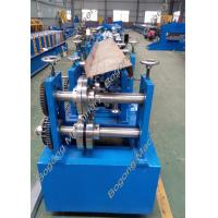 Buy cheap Customized C&Z Purlin Roll Forming Machine 15 - 20m / Min Forming Speed from wholesalers