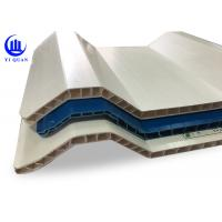 Buy cheap Composite Twin Wall 10mm Pvc Hollow Sheet 940 Mm For Warehouse Roof from wholesalers