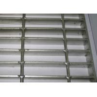 Buy cheap Acid Pickling 316 Stainless Steel Grating Walkway 25 X 5 Plain Bar from wholesalers