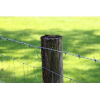 Buy cheap Iron 50m Long Woven Wire Cattle Fencing No Rust for farm from wholesalers