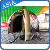 Buy cheap 8mDia 4 legs Spider Inflatable Tent, Large Inflatable Party Air Dome Tent from wholesalers