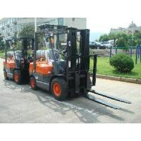 Buy cheap Gasoline Forklift Truck 2500kg from wholesalers