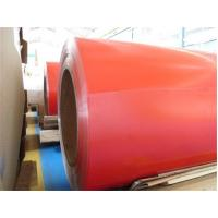 Buy cheap White Red Prepainted Steel Coils Galvanized Zinc Coating DX53D+Z DX54D+Z from wholesalers