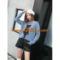 Buy cheap factory wholesale lady cashmere sweater,wool sweater,velvet mink sweater from wholesalers
