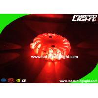 Buy cheap Magnetic Safety Led Emergency Beacon Flares for Road , 9 Kinds Lighting Mode from wholesalers