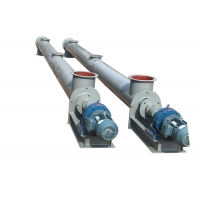 Buy cheap High Speed 300r/min Pipe Screw Conveyor Gearmotor Device Good Sealing from wholesalers