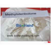 Buy cheap Dht Derived Prohormone Steroids Methylstenbolone  for Lean Mass Gains CAS 5197-58-0 from wholesalers
