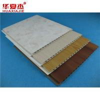 Buy cheap Wooden Laminated Pvc Panels To Decorate Interior Wall And Roof from wholesalers