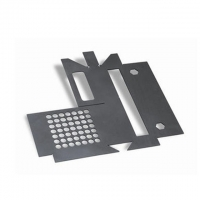 Buy cheap Bracket 20mm Cr12 SPCC Sheet Metal Stamping Parts from wholesalers