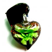 Buy cheap Murano Glass Heart Pendant (0009H12) from wholesalers