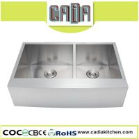 Buy cheap Cadia 2015 most popular factory price apron sink from wholesalers