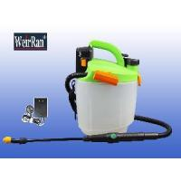 Buy cheap 5L Rechargeable Battery Power Sprayer (WR-2000L) from wholesalers