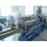 Buy cheap Masterbatch Granulator Plastic Granules Machine With Automatic from wholesalers