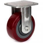 Buy cheap 6 heavy duty pu wheel caster from wholesalers