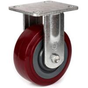 "Buy cheap 6"" heavy duty pu wheel caster product"