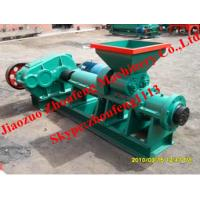 Buy cheap charcoal briquette machine Tel 0086-18739193590 from wholesalers