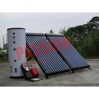 Buy cheap Industrial Solar Water Heater Copper Coil , Home Solar Water Heating Systems from wholesalers