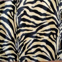 Buy cheap animal pattern printing for top cover usage from wholesalers
