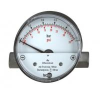 Buy cheap WSS pressure gauge bimetal thermometers from wholesalers