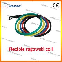 Buy cheap Flexible Rogowski coil flex current transformer FCT from wholesalers