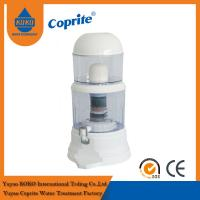 Buy cheap Ceramic And Activated Carbon Filter Mineral Pot Water Purifier 16L For School from wholesalers