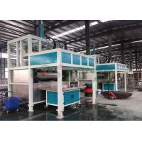 Buy cheap OEM Pulp Egg Tray Making Machine , Automated Paper Pulp Moulding Machine from wholesalers