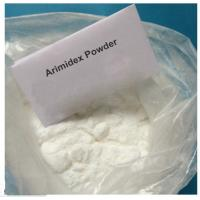 Buy cheap Cas 120511-73-1 Anti Estrogen Steroids Anastrozole For Breast Cancer Treatment from wholesalers
