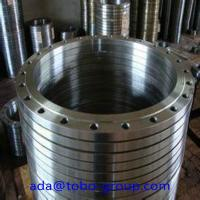 """Buy cheap A182-F316L ASME-CL150 FF SW Forged Steel Flanges 1"""" ASMEB16.5 SCH40S product"""