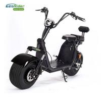Buy cheap 60 Volt 12ah Two Wheel Off Road Electric Motor Scooter With Removable Battery from wholesalers