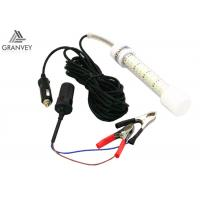Buy cheap 30W Fish Attractant Light , Underwater Fishing LED Lights For BoatsSubmersible Lure Baits from wholesalers