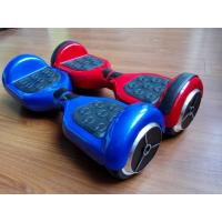 Buy cheap Intelligent Mini 2 Wheel Balance Scooter , Smart Balance Board With Led Light from wholesalers