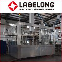 Buy cheap 12000BPH Carbonated Drink Bottling Machine Automatic 304 Stainless Steel from wholesalers