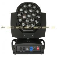 Buy cheap CE 450W Bee Eye LED Moving Head Light 19x15W RGBW 4in1 Speed Controllable from wholesalers