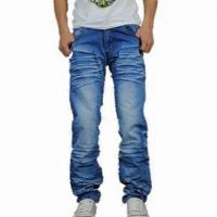 Buy cheap Men's Denim Jeans, Washable product