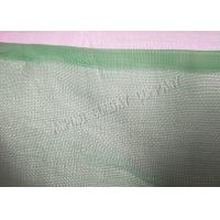 Buy cheap Red And White Edge Plastic Fly Screen Mesh With Excellent Light Transmission product