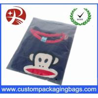 Buy cheap 0.2Mm Thickness Clear Handle Pvc Hook Bag Bed Packing With Plastic Zipper from wholesalers