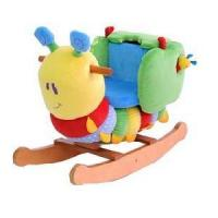 Buy cheap Wooden Ride on Horse from wholesalers