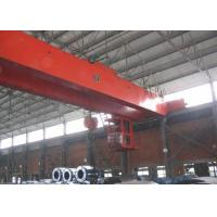 Buy cheap Explosion Proof Double Girder Overhead Bridge Crane For Workshop / Warehouse from wholesalers