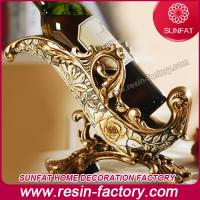 Buy cheap Crafting wine rack resin from wholesalers