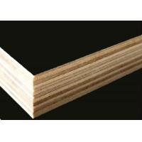 Buy cheap 1220x2440x18mm poplar core film faced plywood, 18mm shuttering plywood, most popular construction marine plywood from wholesalers