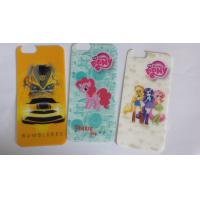 Buy cheap Customized plastic 3d lenticular cell phone sticker iphone 4/5/6s samsung sticker product