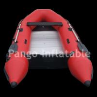 Buy cheap Aluminum floor Inflatable Boat from wholesalers