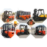 Buy cheap 1.5-10T Diesel Forklift from wholesalers