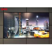 Buy cheap High Contrast LCD Video Wall Display / Multi Screen Display Wall 1920x1080p from wholesalers