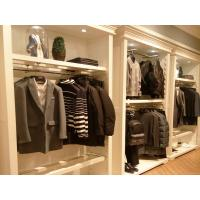 Buy cheap Environmental Men'S Garment Rack / Garment Showroom Display For Clothes Shop from wholesalers