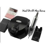 Buy cheap Multi - Function Nail Salon Equipment Vacuum Nail File Machine Adjustment Speed from wholesalers