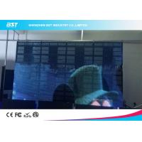 Buy cheap Foldable P12.5 Pixel Flex Led Curtain Display For Mobile Media / Stadium from wholesalers