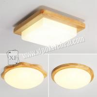 Buy cheap Glass Material Ceiling Lamp For Long Distance Infrared Playing Card Scanner from wholesalers