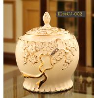 Buy cheap European style luxurious ceramic rice barrel ID:#CJ-002 from wholesalers